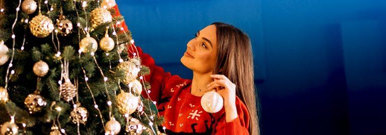decoração de Natal em condomínios